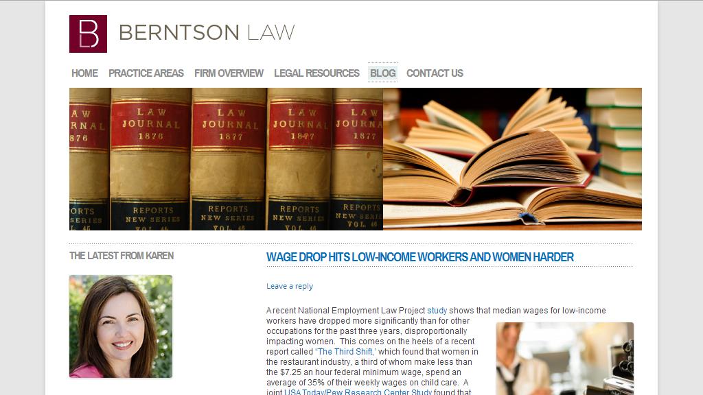 Berntson Law